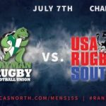 Rugby Americas North Men's 15s Championship: USA Rugby South vs. Cayman Rugby