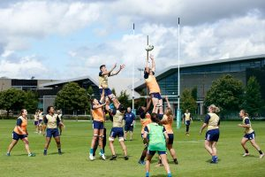 USA Rugby Women's Eagles July 2018 Training Camp