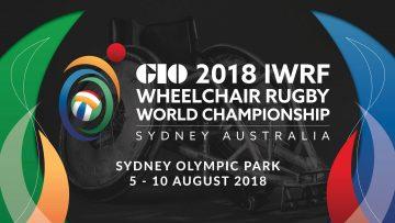 Gio 2018 IWRF Wheelchair Rugby World Championship
