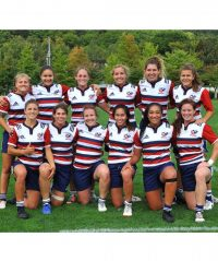 USA Rugby Women's Falcons Finish 7th at Hokkaido Governor's Cup