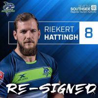 Seattle Seawolves Re-Sign Riekert Hattingh