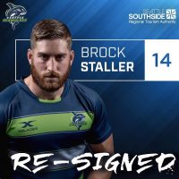 Seattle Seawolves Re-Signs Brock Staller