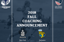 Northeast Academy Fall 2018 Coaching Staff