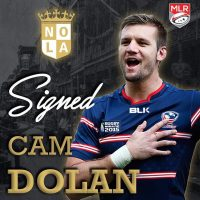 New Orleans Gold Signs Eagle Cam Dolan