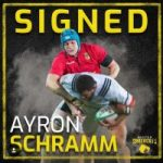 Houston SaberCats Sign Germany Backrow Ayron Schramm