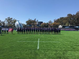 USA Selects Face Uruguay After Loss To Tonga