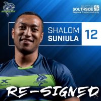 Seattle Seawolves Re-Sign Inside Center Shalom Suniula