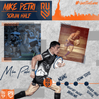 Rugby United New York Signs Mike Petri