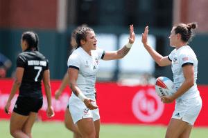 USA Women's Eagles Sevens Squad for USA Sevens