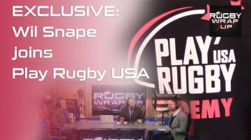 Play Rugby USA Hires Wil Snape as Executive Director