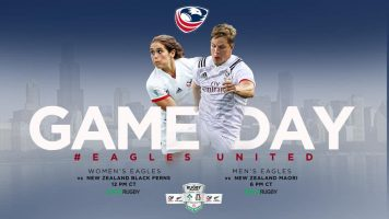 USA Women's Eagles Open November Tests Losing to Black Ferns