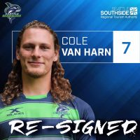 Seattle Seawolves Re-Sign Cole Van Harn