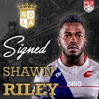 New Orleans Gold Signs Shawn Riley