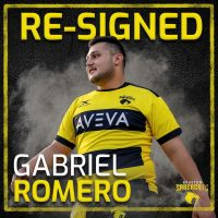 Houston SaberCats Signs Gabe Romero