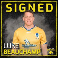Houston SaberCats Sign Luke Beauchamp