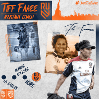 Rugby United New York Names Tiffany Faaee Assistant Coach