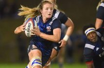 USA Women's Selects Hold Off England Academy