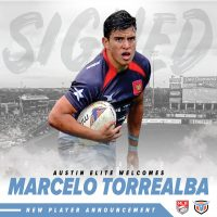 Austin Elite Rugby Signs Chilean Scrumhalf Marcelo Torrealba