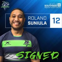 Seattle Seawolves Sign Roland Suniula