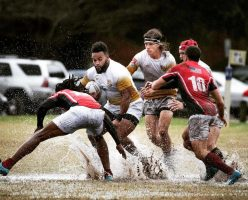 NOLA Gold Rugby Defeats USA Rugby South