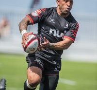Utah Warriors & Fetu'u Vainikolo
