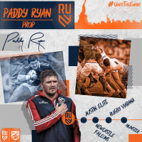 Rugby United New York Signs Paddy Ryan