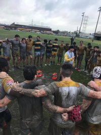 NOLA Gold Rugby Face Midwest Selects