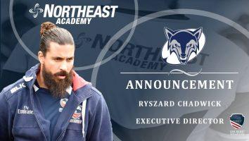 Northeast Academy Names Ryszard Chadwick Executive Director
