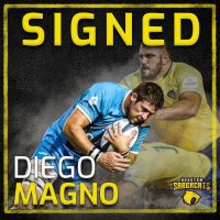 Houston SaberCats Sign Uruguay Cap Leader Diego Magno