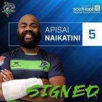 Seattle Seawolves Sign Fijian Apisai Naikatini
