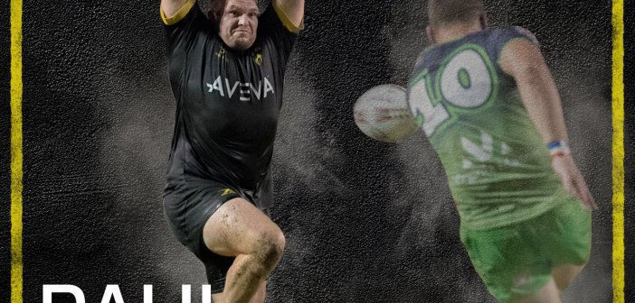Houston SaberCats Re-Signs Paul Mullen