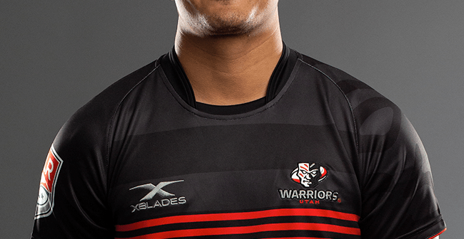 Utah Warriors Iniki Fa'amausili