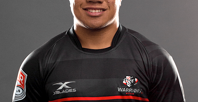 Utah Warriors Adds Johnny Ika
