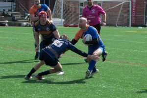 Rugby United New York vs Toronto Arrows in Buffalo