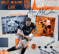 Rugby United New York Signs Myles McQuone