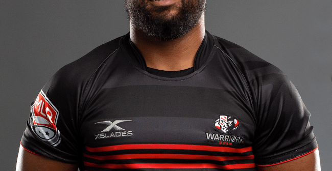 Utah Warriors Sign Jeremy Misailegalu