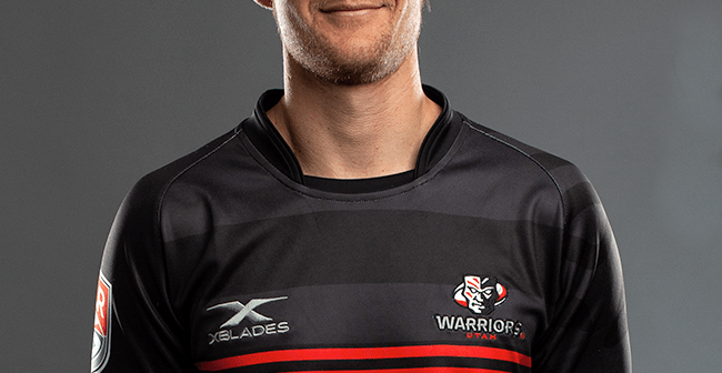Utah Warriors Re-Signs Joseph Nicholls