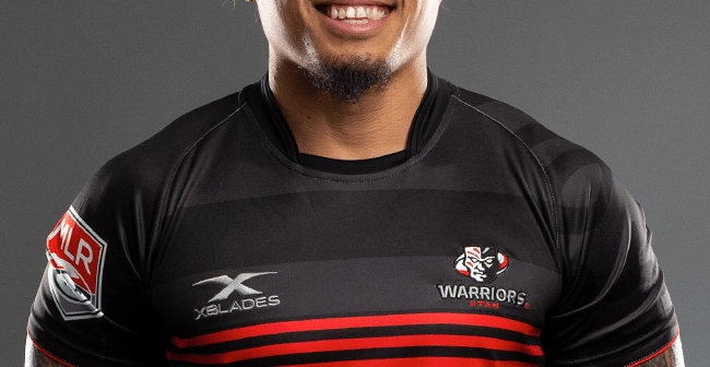 Utah Warriors Re-Signs Lance Williams