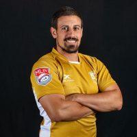 NOLA Gold Rugby & Amro Gouda
