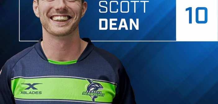 Seattle Seawolves Adds Scott Dean