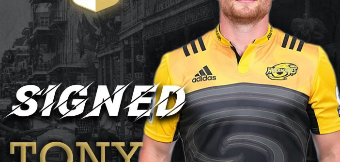 NOLA Gold Rugby Signs Tony Lamborn