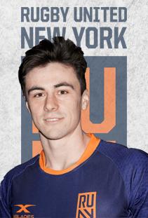 Rugby United New York Adds Erik Tack