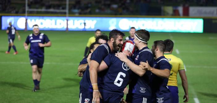USA Moves to Second in ARC After Beating Brazil