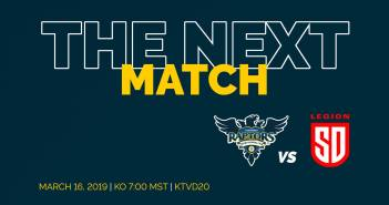Glendale Raptors Host San Diego Legion: MLR Preview
