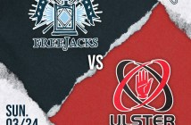 New England Free Jacks vs Ulster Ravens: Cara Cup