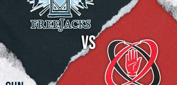 New England Free Jacks vs Ulster Ravens: Cara Cup