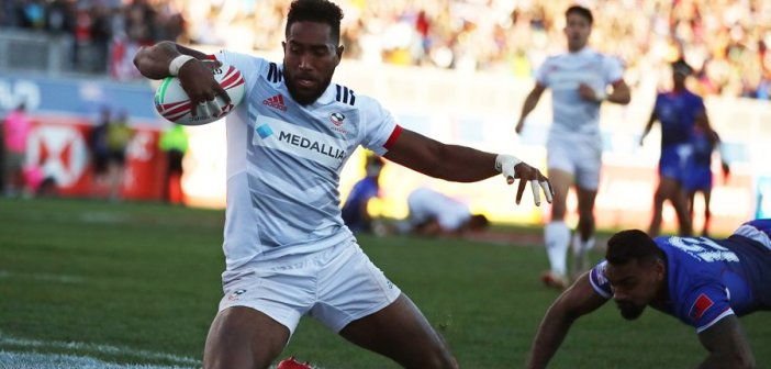 USA Men's Eagles Sevens Squad: Canada Sevens