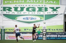 2019 Penn Mutual Collegiate Rugby Championship Men's Division
