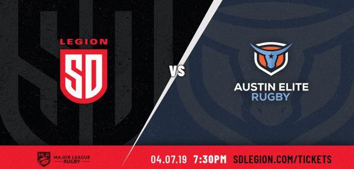 San Diego Legion vs Austin Elite Rugby: 2019 MLR Preview