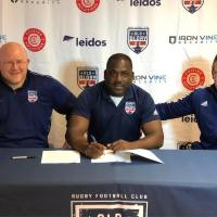 Old Glory DC Signs Michael Fletcher